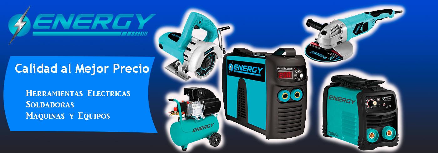 slider herramientas Energy