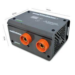SOLDADORA INVERTER ELECTRODO 100 amp IE 4100